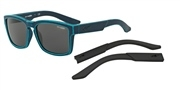"""Seleccione el menú """"COMPRAR"""" si desea comprar unas gafas de Arnette o seleccione la herramienta """"ZOOM"""" si desea ampliar la foto AN4220-TURF-234587."""