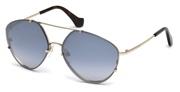 """Seleccione el menú """"COMPRAR"""" si desea comprar unas gafas de Balenciaga o seleccione la herramienta """"ZOOM"""" si desea ampliar la foto BA0085-33C."""