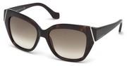 """Seleccione el menú """"COMPRAR"""" si desea comprar unas gafas de Balenciaga o seleccione la herramienta """"ZOOM"""" si desea ampliar la foto BA0099-52P."""
