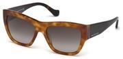 """Seleccione el menú """"COMPRAR"""" si desea comprar unas gafas de Balenciaga o seleccione la herramienta """"ZOOM"""" si desea ampliar la foto BA0102-53B."""