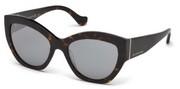"""Seleccione el menú """"COMPRAR"""" si desea comprar unas gafas de Balenciaga o seleccione la herramienta """"ZOOM"""" si desea ampliar la foto BA0103-52C."""