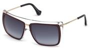 """Seleccione el menú """"COMPRAR"""" si desea comprar unas gafas de Balenciaga o seleccione la herramienta """"ZOOM"""" si desea ampliar la foto BA0104-71B."""