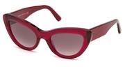 """Seleccione el menú """"COMPRAR"""" si desea comprar unas gafas de Balenciaga o seleccione la herramienta """"ZOOM"""" si desea ampliar la foto BA0129-66T."""