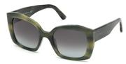 """Seleccione el menú """"COMPRAR"""" si desea comprar unas gafas de Balenciaga o seleccione la herramienta """"ZOOM"""" si desea ampliar la foto BA0131-55B."""
