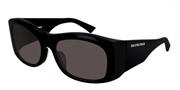"""Seleccione el menú """"COMPRAR"""" si desea comprar unas gafas de Balenciaga o seleccione la herramienta """"ZOOM"""" si desea ampliar la foto BB0001S-004."""