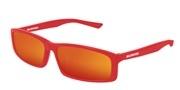 """Seleccione el menú """"COMPRAR"""" si desea comprar unas gafas de Balenciaga o seleccione la herramienta """"ZOOM"""" si desea ampliar la foto BB0008S-003."""