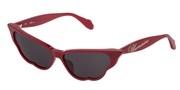 """Seleccione el menú """"COMPRAR"""" si desea comprar unas gafas de Blumarine o seleccione la herramienta """"ZOOM"""" si desea ampliar la foto SBM748-09EZ."""