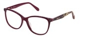 """Seleccione el menú """"COMPRAR"""" si desea comprar unas gafas de Blumarine o seleccione la herramienta """"ZOOM"""" si desea ampliar la foto VBM730-0XAB."""