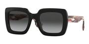 """Seleccione el menú """"COMPRAR"""" si desea comprar unas gafas de Burberry o seleccione la herramienta """"ZOOM"""" si desea ampliar la foto 0BE4284-3803T3."""