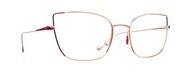 """Seleccione el menú """"COMPRAR"""" si desea comprar unas gafas de Caroline Abram o seleccione la herramienta """"ZOOM"""" si desea ampliar la foto VEGAS-PG-OR-ROSE."""