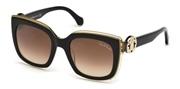 """Seleccione el menú """"COMPRAR"""" si desea comprar unas gafas de Roberto Cavalli o seleccione la herramienta """"ZOOM"""" si desea ampliar la foto RC1069-05G."""