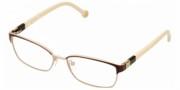 """Seleccione el menú """"COMPRAR"""" si desea comprar unas gafas de Carolina Herrera o seleccione la herramienta """"ZOOM"""" si desea ampliar la foto VHE037-0SR1."""