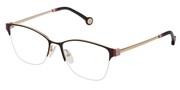 """Seleccione el menú """"COMPRAR"""" si desea comprar unas gafas de Carolina Herrera o seleccione la herramienta """"ZOOM"""" si desea ampliar la foto VHE137-0301."""