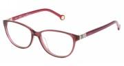 """Seleccione el menú """"COMPRAR"""" si desea comprar unas gafas de Carolina Herrera o seleccione la herramienta """"ZOOM"""" si desea ampliar la foto VHE632-04GB."""