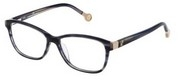 """Seleccione el menú """"COMPRAR"""" si desea comprar unas gafas de Carolina Herrera o seleccione la herramienta """"ZOOM"""" si desea ampliar la foto VHE679-0WTC."""