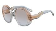 """Seleccione el menú """"COMPRAR"""" si desea comprar unas gafas de Chloe o seleccione la herramienta """"ZOOM"""" si desea ampliar la foto CE732S-689."""