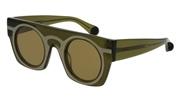 """Seleccione el menú """"COMPRAR"""" si desea comprar unas gafas de Christopher Kane o seleccione la herramienta """"ZOOM"""" si desea ampliar la foto CK0008S-004."""
