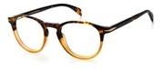 """Seleccione el menú """"COMPRAR"""" si desea comprar unas gafas de David Beckham o seleccione la herramienta """"ZOOM"""" si desea ampliar la foto DB1018-2OK."""