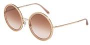 """Seleccione el menú """"COMPRAR"""" si desea comprar unas gafas de Dolce e Gabbana o seleccione la herramienta """"ZOOM"""" si desea ampliar la foto DG2211-12986F."""