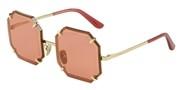 """Seleccione el menú """"COMPRAR"""" si desea comprar unas gafas de Dolce e Gabbana o seleccione la herramienta """"ZOOM"""" si desea ampliar la foto DG2216-0284."""