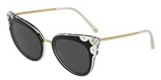 """Seleccione el menú """"COMPRAR"""" si desea comprar unas gafas de Dolce e Gabbana o seleccione la herramienta """"ZOOM"""" si desea ampliar la foto DG4340-67587."""