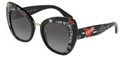 """Seleccione el menú """"COMPRAR"""" si desea comprar unas gafas de Dolce e Gabbana o seleccione la herramienta """"ZOOM"""" si desea ampliar la foto DG7319-31808G."""