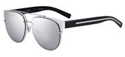 """Seleccione el menú """"COMPRAR"""" si desea comprar unas gafas de Dior Homme o seleccione la herramienta """"ZOOM"""" si desea ampliar la foto BlackTie143SA-02SDC."""
