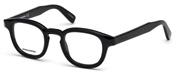 """Seleccione el menú """"COMPRAR"""" si desea comprar unas gafas de DSquared2 Eyewear o seleccione la herramienta """"ZOOM"""" si desea ampliar la foto DQ5246-001."""