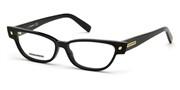 """Seleccione el menú """"COMPRAR"""" si desea comprar unas gafas de DSquared2 Eyewear o seleccione la herramienta """"ZOOM"""" si desea ampliar la foto DQ5300-001."""