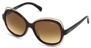 """Seleccione el menú """"COMPRAR"""" si desea comprar unas gafas de Emilio Pucci o seleccione la herramienta """"ZOOM"""" si desea ampliar la foto EP0056-52F."""