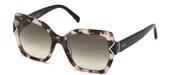 """Seleccione el menú """"COMPRAR"""" si desea comprar unas gafas de Emilio Pucci o seleccione la herramienta """"ZOOM"""" si desea ampliar la foto EP0070-55B."""