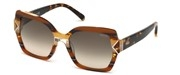 """Seleccione el menú """"COMPRAR"""" si desea comprar unas gafas de Emilio Pucci o seleccione la herramienta """"ZOOM"""" si desea ampliar la foto EP0070-56B."""