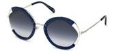 """Seleccione el menú """"COMPRAR"""" si desea comprar unas gafas de Emilio Pucci o seleccione la herramienta """"ZOOM"""" si desea ampliar la foto EP0073-90W."""