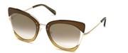 """Seleccione el menú """"COMPRAR"""" si desea comprar unas gafas de Emilio Pucci o seleccione la herramienta """"ZOOM"""" si desea ampliar la foto EP0074-50G."""