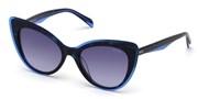 """Seleccione el menú """"COMPRAR"""" si desea comprar unas gafas de Emilio Pucci o seleccione la herramienta """"ZOOM"""" si desea ampliar la foto EP0106-92W."""