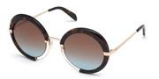 """Seleccione el menú """"COMPRAR"""" si desea comprar unas gafas de Emilio Pucci o seleccione la herramienta """"ZOOM"""" si desea ampliar la foto EP0114-52G."""