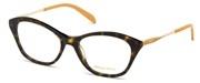 """Seleccione el menú """"COMPRAR"""" si desea comprar unas gafas de Emilio Pucci o seleccione la herramienta """"ZOOM"""" si desea ampliar la foto EP5100-052."""