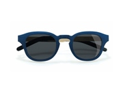 """Seleccione el menú """"COMPRAR"""" si desea comprar unas gafas de FEB31st o seleccione la herramienta """"ZOOM"""" si desea ampliar la foto Giano-SUNMH-Blue."""