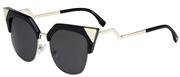"""Seleccione el menú """"COMPRAR"""" si desea comprar unas gafas de Fendi o seleccione la herramienta """"ZOOM"""" si desea ampliar la foto FF0149S-REWP9."""