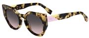 """Seleccione el menú """"COMPRAR"""" si desea comprar unas gafas de Fendi o seleccione la herramienta """"ZOOM"""" si desea ampliar la foto FF0151S-00FEN."""