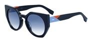 """Seleccione el menú """"COMPRAR"""" si desea comprar unas gafas de Fendi o seleccione la herramienta """"ZOOM"""" si desea ampliar la foto FF0151S-PJPU3."""