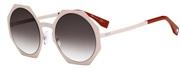 """Seleccione el menú """"COMPRAR"""" si desea comprar unas gafas de Fendi o seleccione la herramienta """"ZOOM"""" si desea ampliar la foto FF0152S-TTMJS."""
