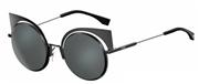 """Seleccione el menú """"COMPRAR"""" si desea comprar unas gafas de Fendi o seleccione la herramienta """"ZOOM"""" si desea ampliar la foto FF0177S-KJ1T4."""