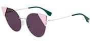 """Seleccione el menú """"COMPRAR"""" si desea comprar unas gafas de Fendi o seleccione la herramienta """"ZOOM"""" si desea ampliar la foto FF0190S-010OM."""