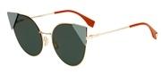 """Seleccione el menú """"COMPRAR"""" si desea comprar unas gafas de Fendi o seleccione la herramienta """"ZOOM"""" si desea ampliar la foto FF0190S-DDBO7."""
