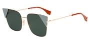 """Seleccione el menú """"COMPRAR"""" si desea comprar unas gafas de Fendi o seleccione la herramienta """"ZOOM"""" si desea ampliar la foto FF0191S-DDBO7."""