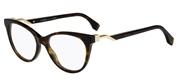 """Seleccione el menú """"COMPRAR"""" si desea comprar unas gafas de Fendi o seleccione la herramienta """"ZOOM"""" si desea ampliar la foto FF0201-086."""