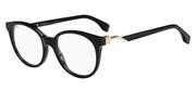 """Seleccione el menú """"COMPRAR"""" si desea comprar unas gafas de Fendi o seleccione la herramienta """"ZOOM"""" si desea ampliar la foto FF0202-807."""
