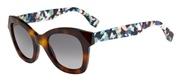 """Seleccione el menú """"COMPRAR"""" si desea comprar unas gafas de Fendi o seleccione la herramienta """"ZOOM"""" si desea ampliar la foto FF0204S-5MUEU."""