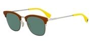 """Seleccione el menú """"COMPRAR"""" si desea comprar unas gafas de Fendi o seleccione la herramienta """"ZOOM"""" si desea ampliar la foto FF0228S-VGVQT."""